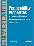 Permeability Properties of Plastics and Elastomers: A Guide to Packaging and Barrier Materials