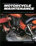 Essential Guide to Motorcycle Maintenance Cover
