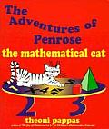 The Adventures of Penrose, the Mathematical Cat Cover