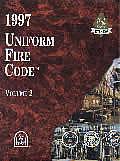 1997 Uniform Fire Code Volume 2