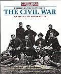 Civil War Times Illustrated the Civil War #02: Vicksburg to Appomattox