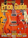 The Official Vintage Guitar Price Guide 2014