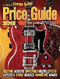 The Official Vintage Guitar Price...