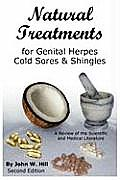 Natural Treatments for Genital Herpes Cold Sores & Shingles