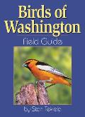 Birds of Washington Field Guide (Field Guides) Cover