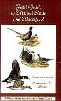 Field Guide to Upland Birds and Waterfowl Cover