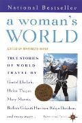 A Woman's World: True Stories of Life on the Road Cover