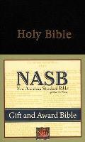 Bible Nasb Text Edition Concordance Black