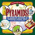 Pyramids!: 50 Hands-On Activities to Experience Ancient Egypt (Kaleidoscope Kids Books)
