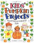 Kids Pumpkin Projects Planting & Harvest