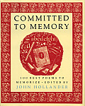 Committed To Memory (03 Edition)