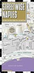 Streetwise Naples Map Laminated City Street Map of Naples Italy Folding Pocket Size Travel Map