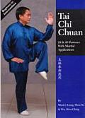 Tai Chi Chuan 24 & 48 Postures with Martial Applications