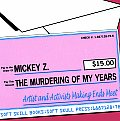 Murdering Of My Years How Artists & Ac