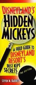 Disneylands Hidden Mickeys 2nd Edition
