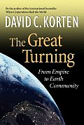 The Great Turning: From Empire to Earth Community Cover