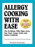 Allergy Cooking with Ease: The No Wheat, Milk, Eggs, Corn, and Soy Cookbook Cover