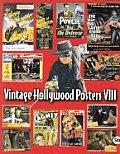 Vintage Hollywood Posters VIII