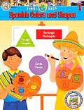 Spanish Colors and Shapes Level 1 (First Step Spanish)