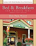 Bed & Breakfast and Country Inns 21st Edition