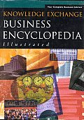 Knowledge Exchange Business Encyclopedia Illustr