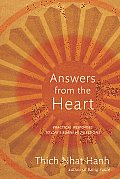 Answers from the Heart: Practical Responses to Life's Burning Questions Cover