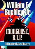Mongoose Rip A Blackford Oakes Mystery