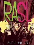 RASL #04: Rasl: The Lost Journals of Nikola Tesla: Volume 4