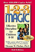 1 2 3 Magic Effective Discipline for Children 2 12 3rd Edition