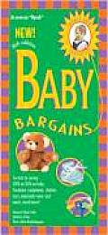 Baby Bargains 8th Edition Secrets to Saving 20% to 50% on Baby Furniture Gear Clothes Toys Maternity Wear & Much Much More