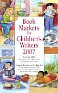 Book Markets For Childrens Writers 2007