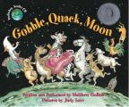 Gobble Quack Moon Book With Cd