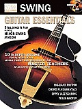 Swing Guitar Essentials Acoustic Guitar Private Lessons Series With CD