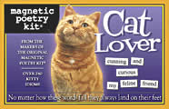 Cat Lover Kit (Magnetic Poetry)