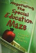 Negotiating Special Education Maze (4TH 08 Edition)