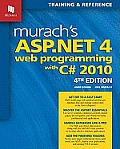 Murach's ASP.Net 4 Web Programming with C# 2010 Cover