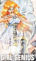 Girl Genius 06 Agatha Heterodyne & Golden Trilobite