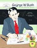 George W Bush Coloring Book