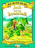 Jack & the Beanstalk (We Both Read) Cover
