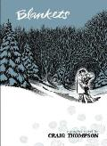 Blankets: An Illustrated Novel Cover