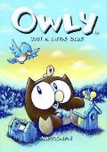 Owly 02 Just A Little Blue