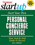 Start Your Own Personal Concierge Servic