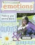 Embellished Emotions for Scrapbookers