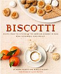 Biscotti: Recipes from the Kitchen of the American Academy in Rome, the Rome Sustainable Food Project (Rome Sustainable Food Project) Cover