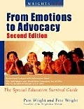 Wrightslaw From Emotions To Advocacy T