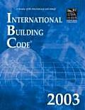 2003 International Building Code