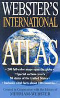 Websters International Atlas