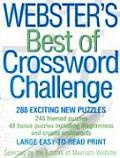 Websters Best Of Crossword Challenge