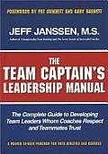 Team Captains Leadership Manual