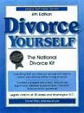 Divorce Yourself 6th Edition The National Divorce Kit